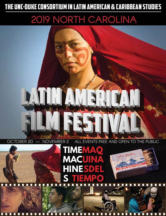 NC Latin American Film Festival : Time Machines   Maquinas del tiempo