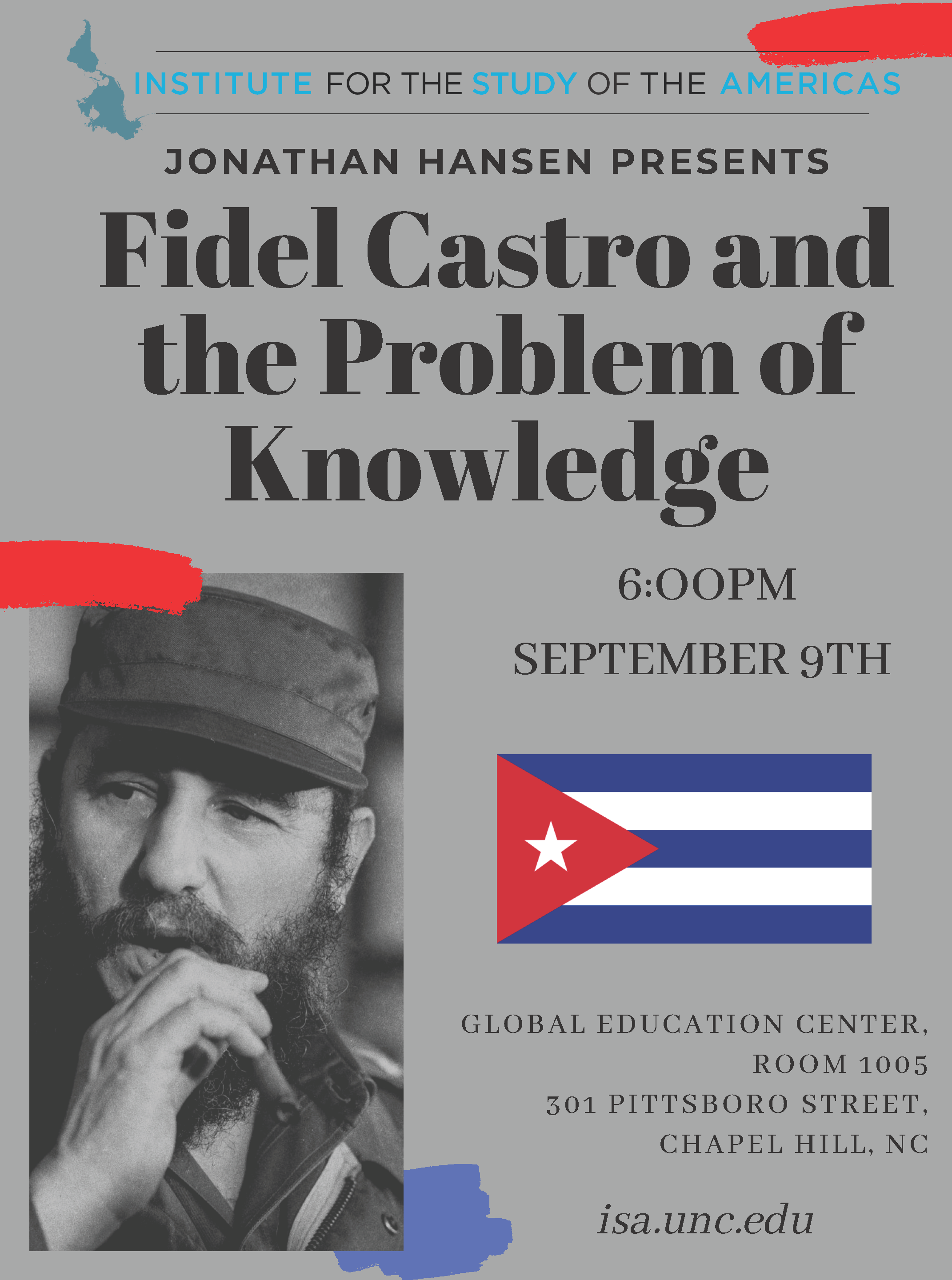 Jonathan Hansen: Fidel Castro and the Problem of Knowledge