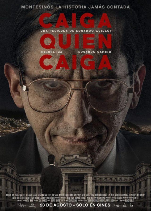NCLAFF: Caiga quien caiga | All Can Fall