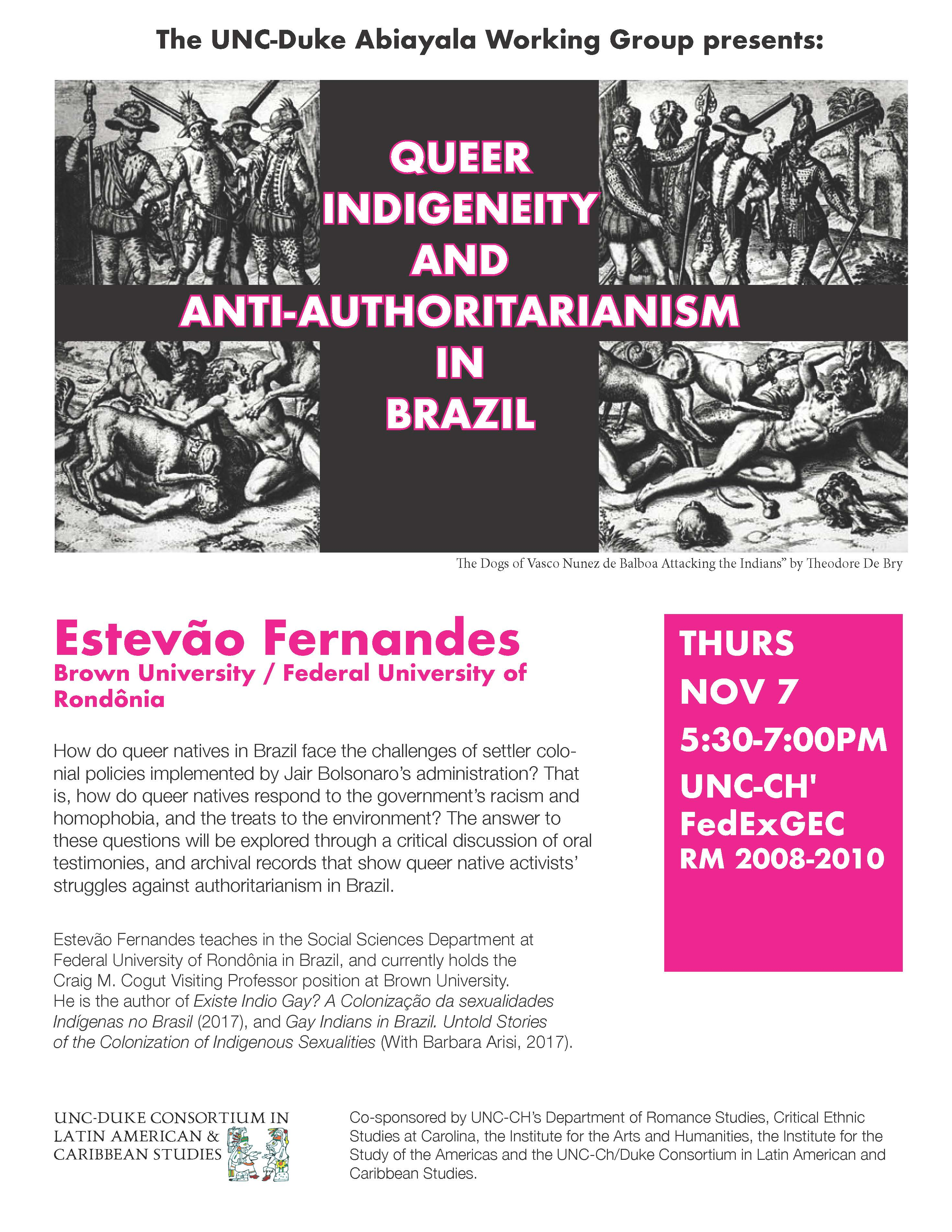 Queer Indigeneity and Anti-Authoritarianism in Brazil
