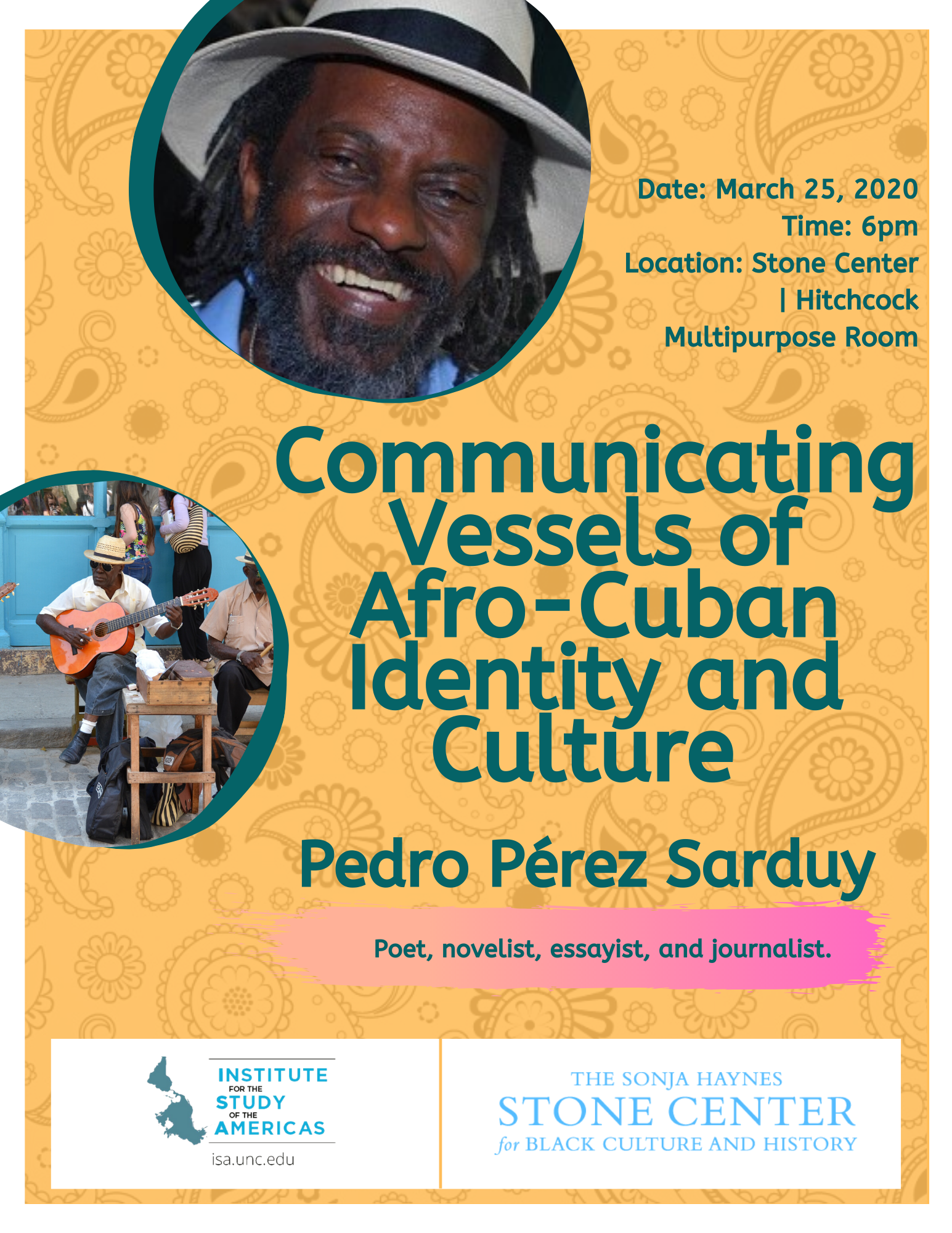 Communicating Vessels of Afro-Cuban Identity and Culture