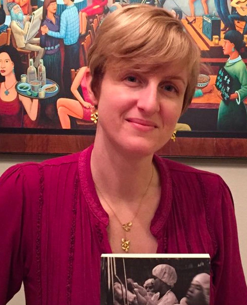 Angela Stuesse