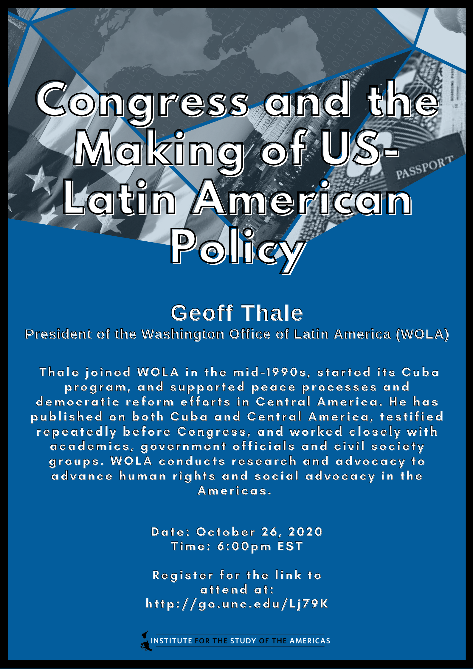 Congress and the Making of U.S. Policy on Latin America Policy