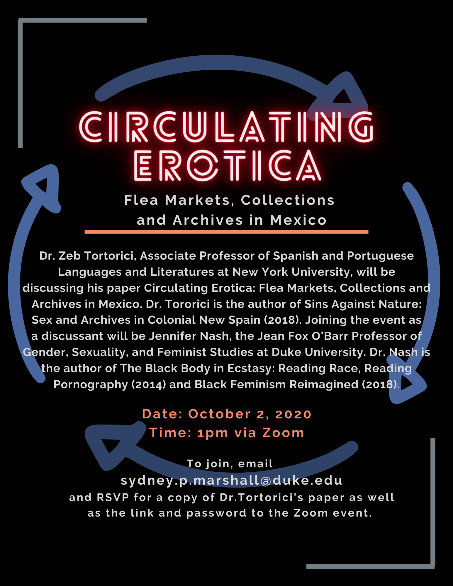 Circulating Erotica: Flea Markets, Collections and Archives in Mexico