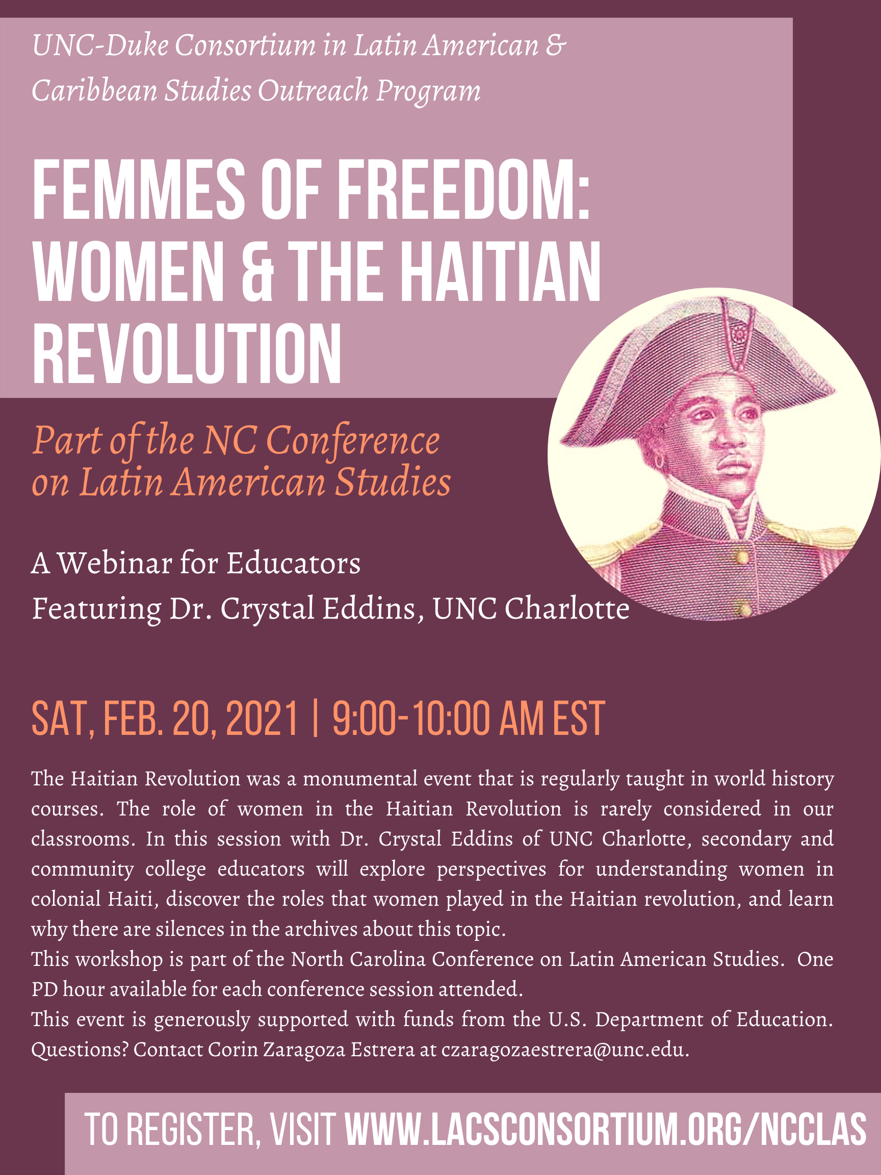 Femmes of Freedom: Women and the Haitian Revolution