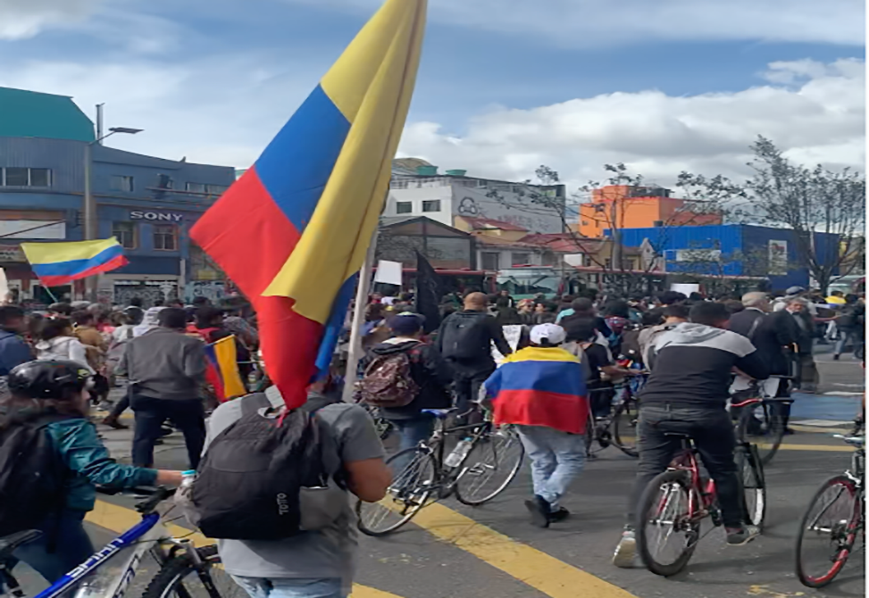 Colombia: Protests, Post-Conflict, and a Pandemic