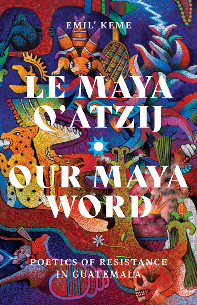 Our Maya World Book Cover