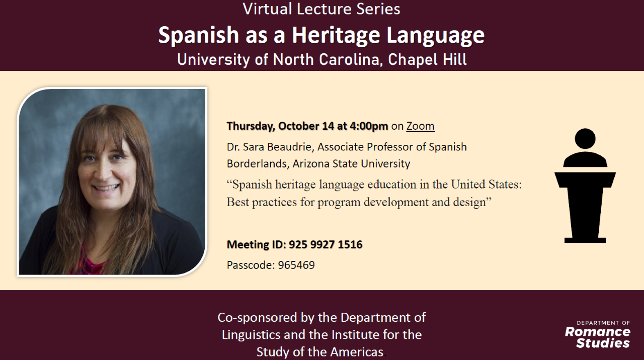 Spanish Heritage Language Education in the United States: Best Practices for Program Development and Design