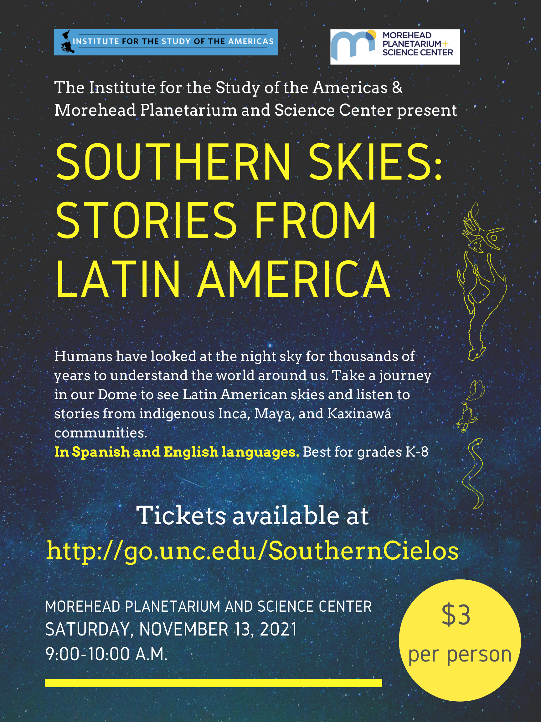 Southern Skies: Stories from Latin America